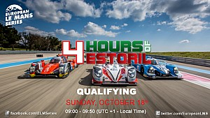 LIVE: 4 Hours of Estoril