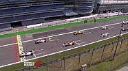 MONZA RACE 1 SHORT HIGHLIGHTS