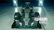 Greatest F1 cars: what about the Mercedes F1 Hybrids?