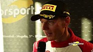 Finali Mondiali Ferrari | Podio Gara 1 Trofeo Pirelli Europa AM, le interviste