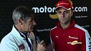 Ferrari World Finals | Exclusive interview with Gianmaria Bruni