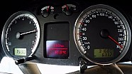 VW Bora VR6 0-290 Acceleration Onboard Autobahn Sound Revs Volkswagen Drive Turbo Gockel