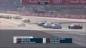Race Start and 1st Lap