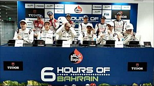 Bapco 6 Hours of Bahrain - Post Race Press Conference