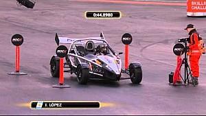 ROC Skills Challenge - José María López