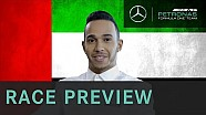 Lewis Hamilton Previews 2015 Abu Dhabi Grand Prix