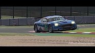 iRacing: Aston Martin DBR9 GT1 at Suzuka GP: Hotlaps