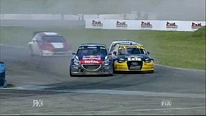 Argentina RX Highlights: FIA World Rallycross Championship
