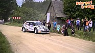 ERC Rally Estonia 2015 (Action, Speed and Mistakes)