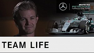 Nico Rosberg 2015 F1 season review