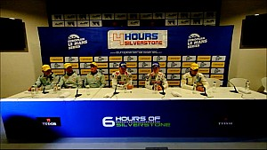 4 Hours of Silverstone - Class Winners Press Conference
