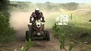 Dakar 2016: 2. Etappe, Trucks und Quads