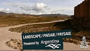 Paisaje del día / Landscape of the day / Paysage du jour - Stage 4