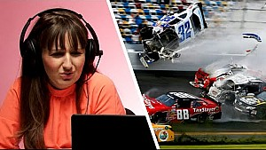 Irish people watch NASCAR for the first time
