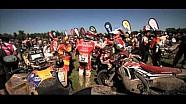 Team HRC Dakar Rally 2016 stage 13