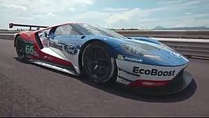 Stefan Mücke - Ford GT FIA World Endurance Championship Driver