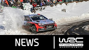 Rallye Monte-Carlo 2016: Stages 9-10