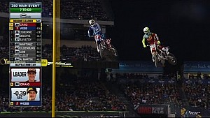 250 SX Highlights - Anaheim 2 - 2016 Monster Energy Supercross