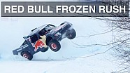 How 900 HP 4X4 Trucks Dominate The Snow - Red Bull Frozen Rush
