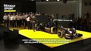 Renault R.S. 16发布仪式