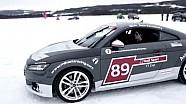 Max Verstappen - The Ice Driving Challenge