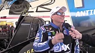 John Force inspired by Peyton Manning