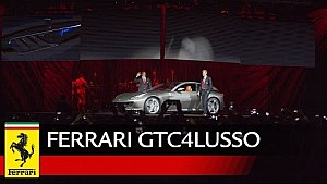 An unforgettable evening for the Ferrari GTC4Lusso