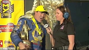 Ron Capps on winning in SoCal, Chase Elliot and bragging rights