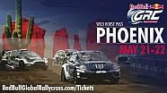 Red Bull Global Rallycross Phoenix