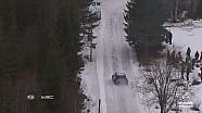 Rally Sweden Best of: Helicopter Shots - Hyundai Motorsport 2016