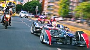 Racing On The Streets Of Buenos Aires - Formula E