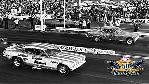 Greatest Funny Car finals at the Winternationals