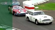 Aston Martin v Ferrari: £12 million Track Battle