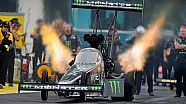 Force, Beckman, Line and Krawiec lead qualifying in Gainesville NHRA