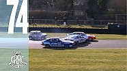 Ford Capri PUNTS Rover SD1 into spin