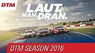 Трейлер к сезону DTM 2016