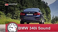 BMW 340i Soundtrack