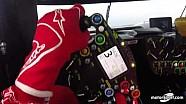 Helmetcam: Driver's eye view