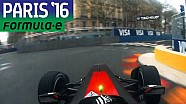 Paris Onboard Hot Lap - Stephane Sarrazin - Formula E