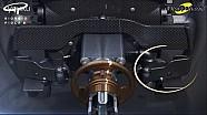 Piola F1技术分析:旧款离合系统