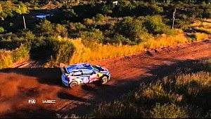 WRC - 2016 Rally Argentina - Day 1 Highlights