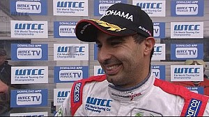 INTERVIEW - Mehdi Bennani wins the OPENING RACE