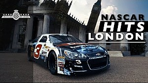 NASCAR v London: Deafening All American Ride