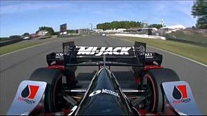 #INDYCAR In-Car Theater: Graham Rahal vs Simon Pagenaud At Barber Motorsports Park