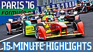 Extended Highlights: Paris ePrix 2016 - Formula E