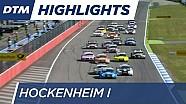 2016 DTM Hockenheim - 1. yarışın özeti