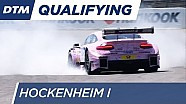 Auer spins off the track - DTM Hockenheim 2016