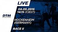 1 этап DTM 2016: Хоккенхайм, 2 гонка