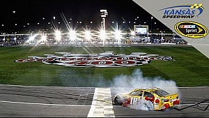 Recap: 21 down 2 NSCS tracks to go for Kyle Busch