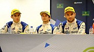 2016 WEC 6 Hours of Spa-Francorchamps - Post Race Press Conference (Class Winners)